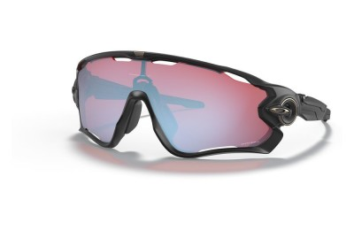 Jawbreaker™ Prizm™ Snow Collection matte black/prizm snow sapphire