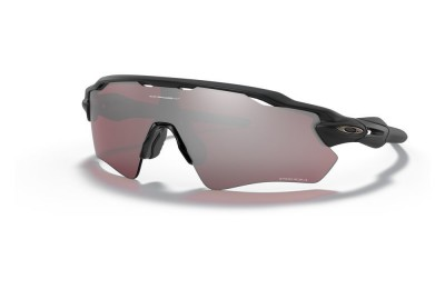Radar® EV Path® Prizm™ Snow Collection matte black/prizm snow black iridium
