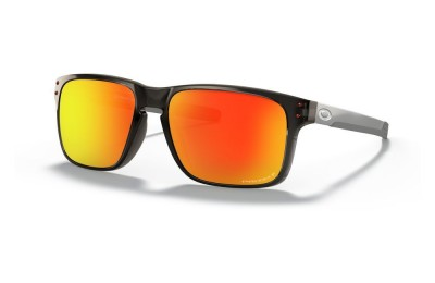 Holbrook™ Mix grey smoke/prizm ruby polarized