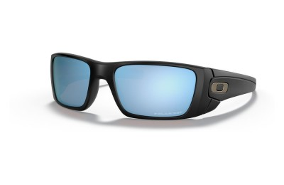 Fuel Cell matte black/prizm deep water polarized