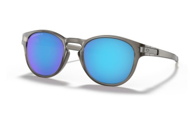 Latch™ matte grey ink/prizm sapphire polarized