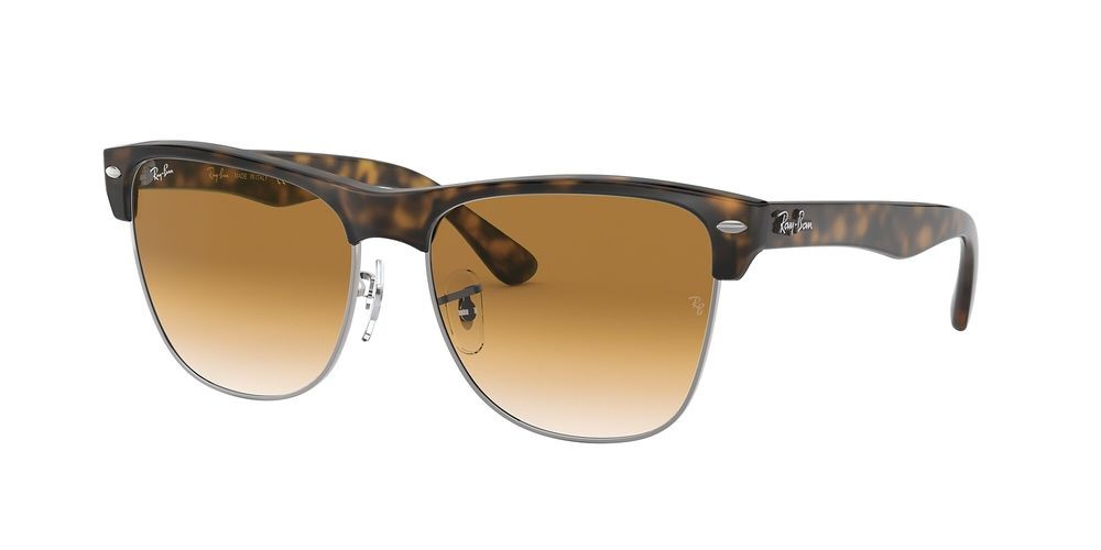 RB4175 CLUBMASTER OVERSIZED Tortoise/Brown