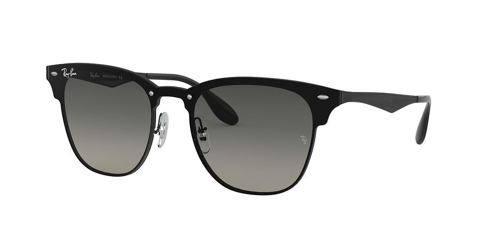 RB3576N BLAZE CLUBMASTER Black/Grey