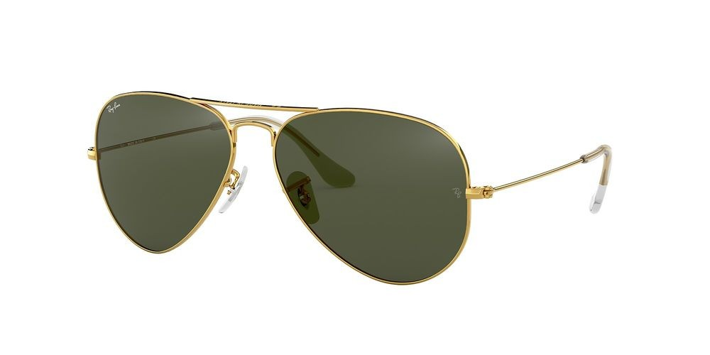 RB3025 AVIATOR CLASSIC Gold/Green