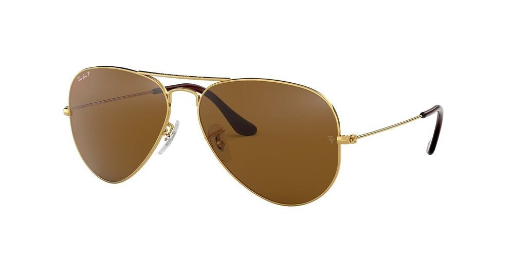 RB3025 AVIATOR CLASSIC Gold/Brown