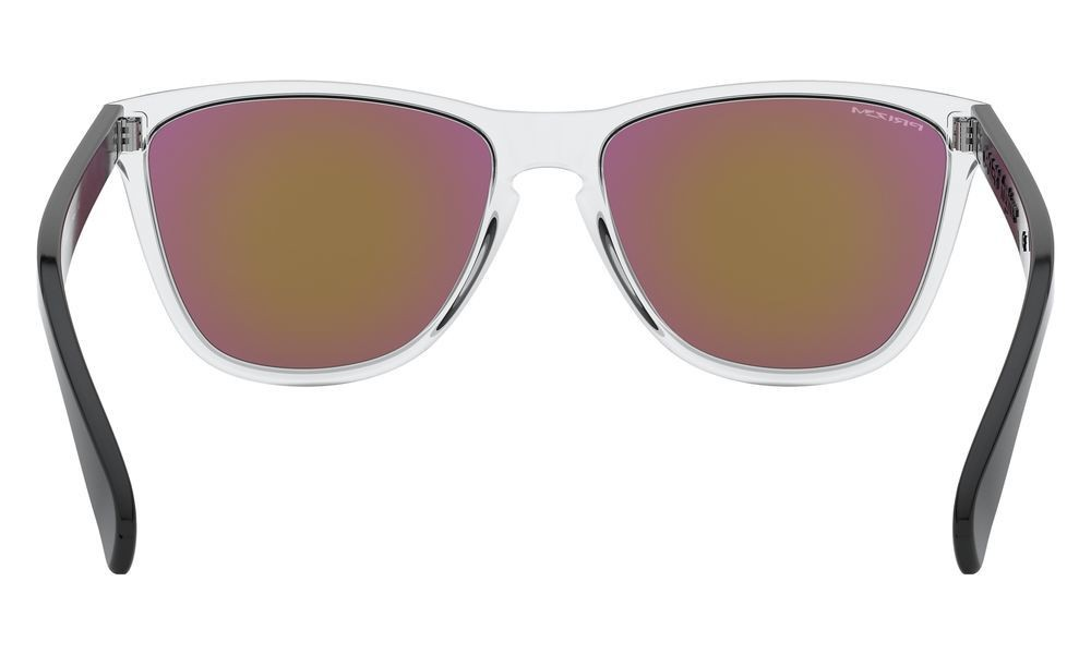 Frogskins™ 35th Anniversary polished clear/prizm violet