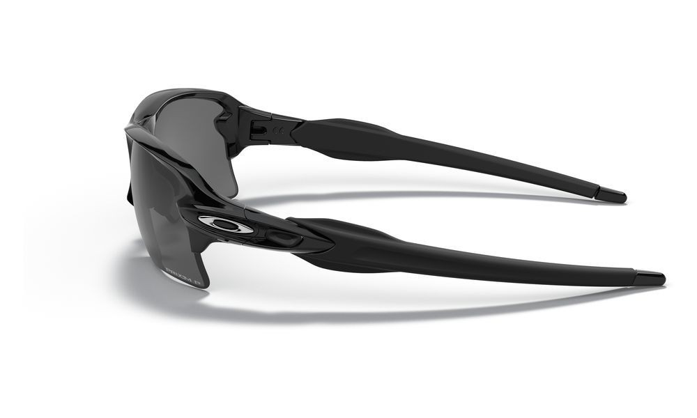 Flak® 2.0 XL polished black/prizm black polarized