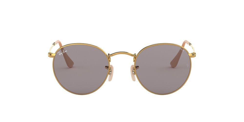 RB3447 ROUND WASHED EVOLVE Gold/Grey