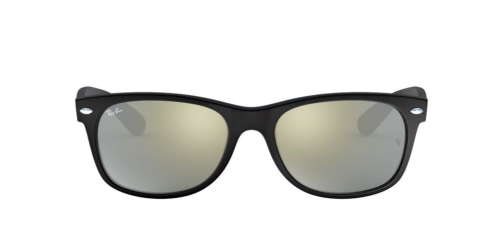 RB2132 NEW WAYFARER FLASH Black/Silver