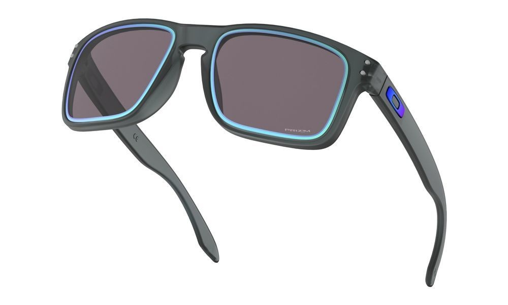 Holbrook™ Fire and Ice Collection matte crystal black/prizm grey