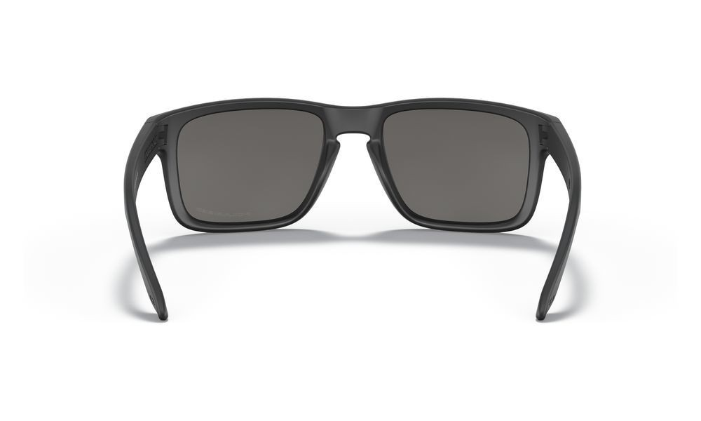 Holbrook™ matte black/ice iridium polarized