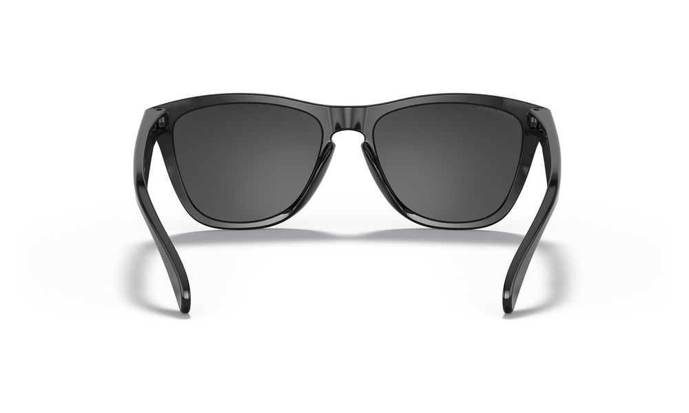 Frogskins™ polished black/prizm black