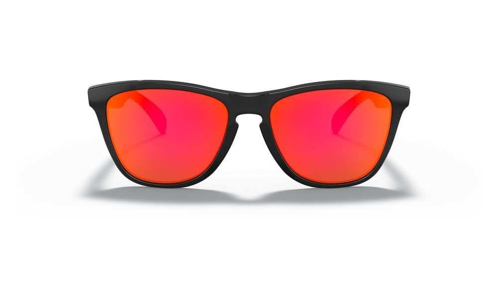 Frogskins™ black ink/prizm ruby