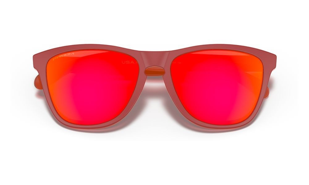 Frogskins™ Grips Collection matte red/prizm ruby