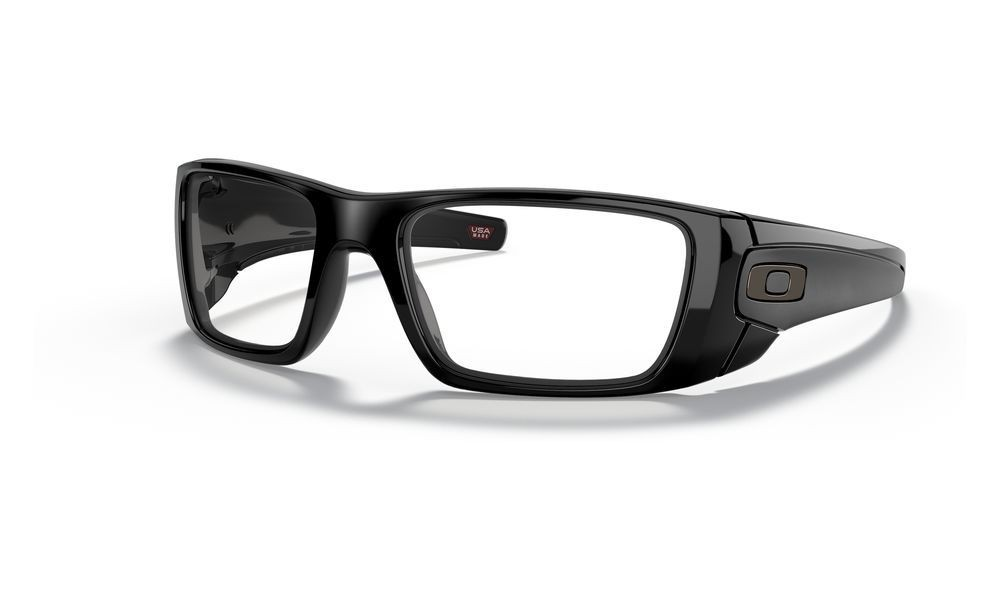 Fuel Cell polished black/clear