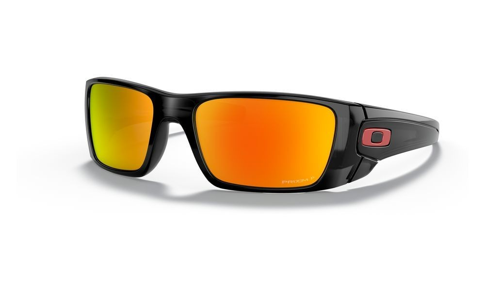 Fuel Cell black ink/prizm ruby polarized