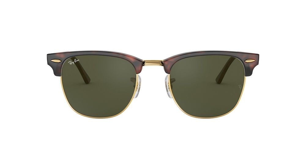 RB3016 CLUBMASTER CLASSIC Tortoise/Green