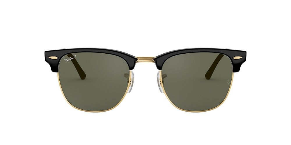RB3016 CLUBMASTER CLASSIC Black/Green